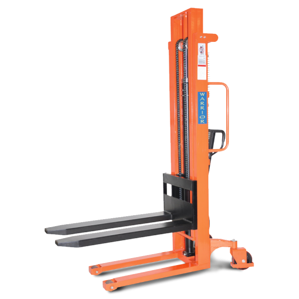 WARRIOR fork stacker