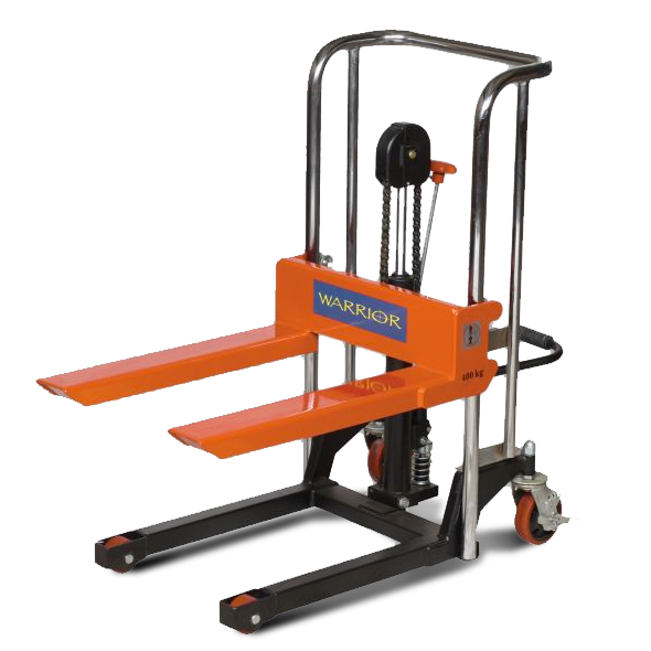 Warrior manual mini stacker