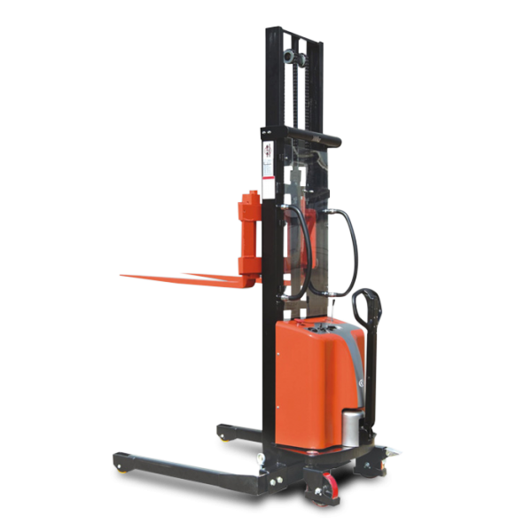 Warrior semi electric stacker