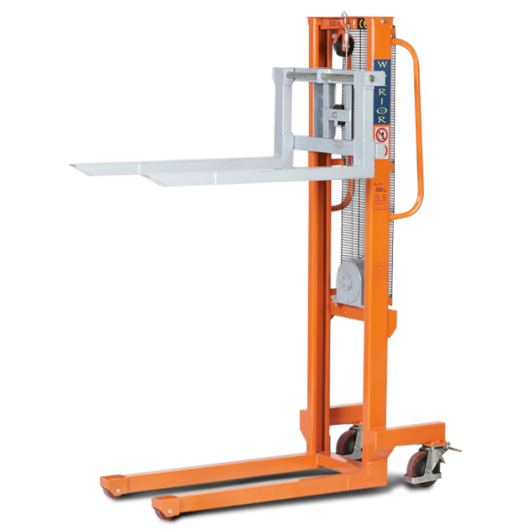 WARRIOR Winch Stacker