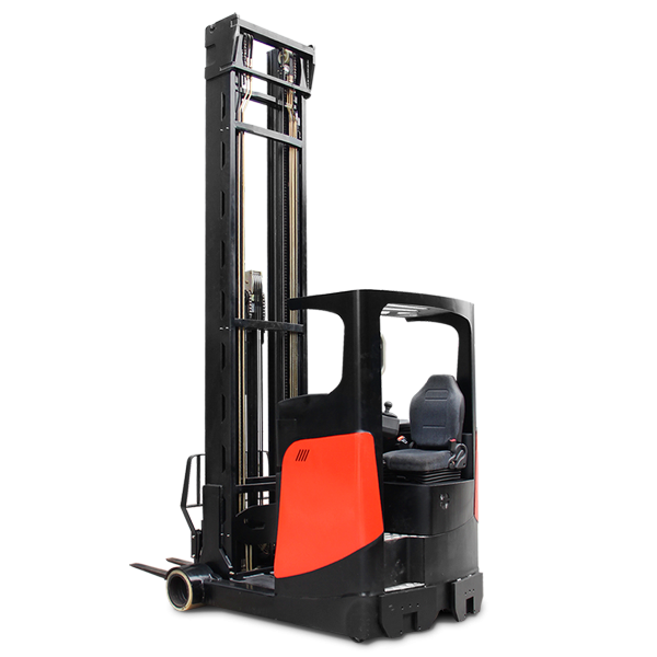 EP CQD20RV sit on reach truck for contract hire