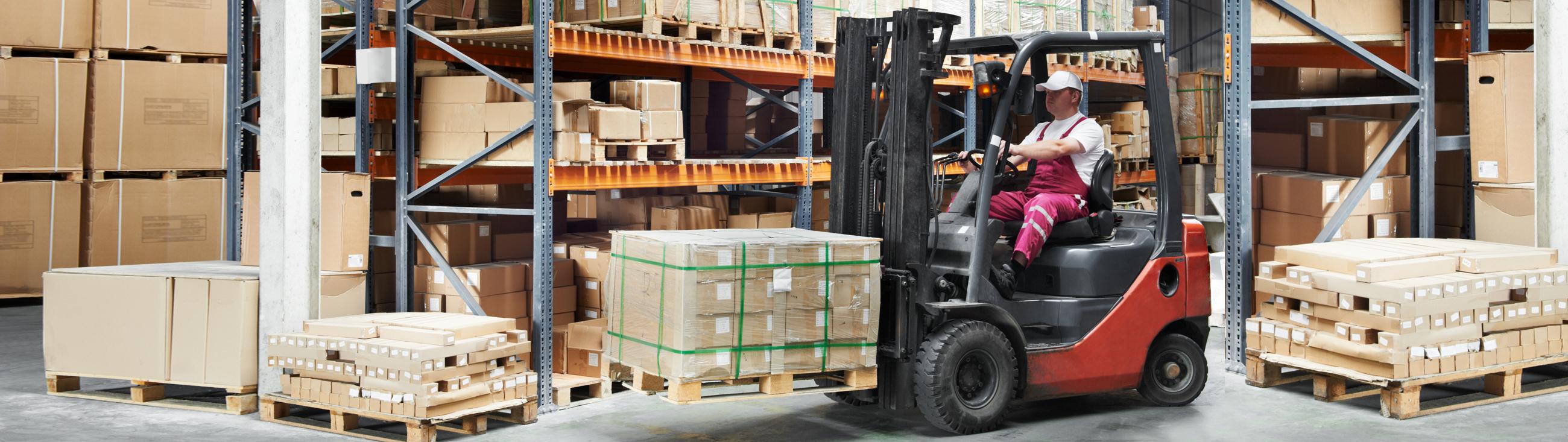 finance for fork lift trucks