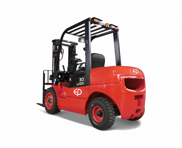 Lithium-Ion Electric Forktruck